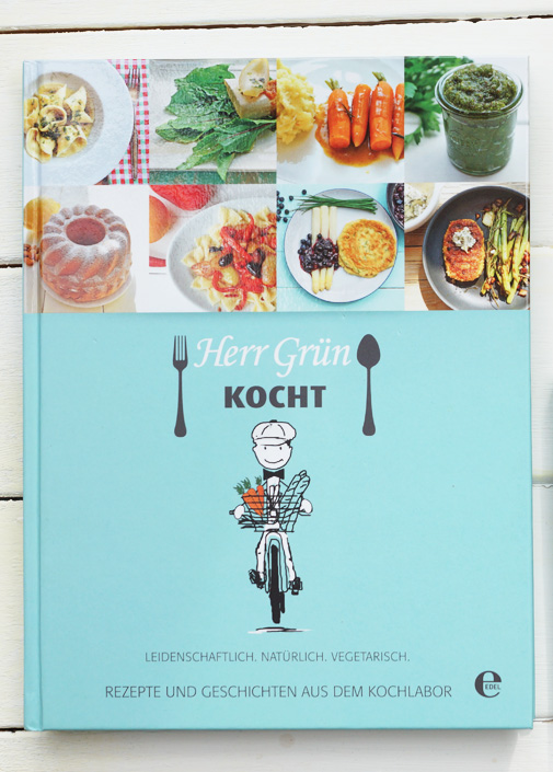 Herr Grün Kochbuch