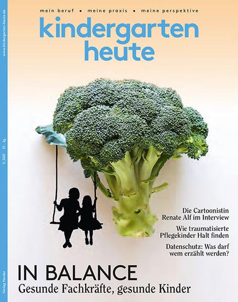 ZimmerText - Cover Kindergarten heute